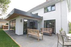 Internorm HF310 Home Pure Windows & Solarlux SL 60e Bi-Folding Doors, Andover, Hampshire