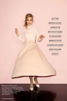 The World Inside Me - Vogue UK September 2013 ♥ xoxo, Manhattan Gir