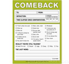 I have a long list of who to pass these out to!