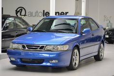Saab 9-3 Viggen Coupe 2.3 Turbo Limited Edition
