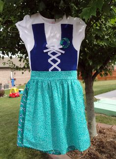 Girls 5T dirndl for Oktoberfest