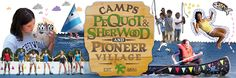 Incarnation Camp - Camp Pequot, Camp Sherwood and Pioneer Village