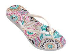 Havaianas! Most comfortable flip flop ever