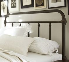 Coleman Bed (Pottery Barn)--looks like a good circumference?