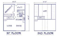 Great layout with room for grandkids in the loft. | Total living area 937 sq. ft.