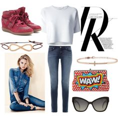 """""""WAW and Kurshuni"""" by susie1971 on Polyvore Shoe Bag, Polyvore, How To Make, Stuff To Buy, Outfits, Shopping, Collection, Jewelry, Design"""