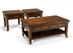 Enormous Coffee Table Set | Coffee & End Tables | Living Room | Bob's Discount Furniture