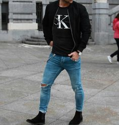 Pinterest: @Tashalombe #menswear #men #fashion #style