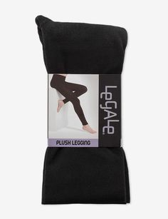 Legale® Plush Lined Tights--so comfy and warm! I found mine at SteinMart last year for $8