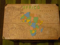 We Don't Need No Education: Our Africa Continent Box