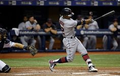 Cleveland Indians SS Francisco Lindor ends Week 2 at 6-for-25 with ...