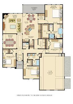 House Plans On Pinterest House Plans Craftsman House