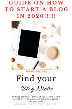 A step by step guide on how to start your own Blog. From detail instructions on creating your site to inspirational topics and advise! Make Money Blogging, Make Money Online, How To Make Money, Blogging Ideas, Earn Money, Blog Topics, Hosting Company, Blog Writing, Facon