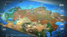 Pipeline Map on Behance