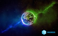 Ingress : Not just a game http://patchworkpirate.com/2014/01/14/ingress-not-just-a-game/