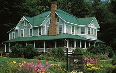 Located in the heart of historic Valle Crucis, The Mast Farm Inn is more than a bed and breakfast, with guest rooms, private cottages, fine dining and great wines, organic gardens, unique gifts— and, of course, breakfast.