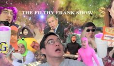 filthy frank characters - Google Search