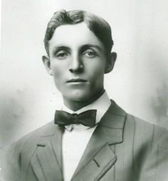 Titanic survivor Albert Francis Caldwell
