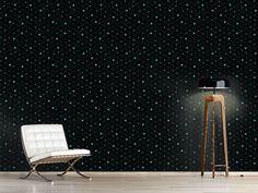 Design #Tapete Im Netz Des Kopernikus