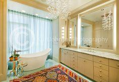 AK Penthouse Bathroom in Omaha Ne. http://kurtjohnsonphotography.com/