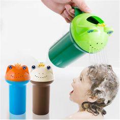 Baby & Toddler Bath Hair Washing Toy //Price: $8.95 & FREE Shipping //     #hashtag4