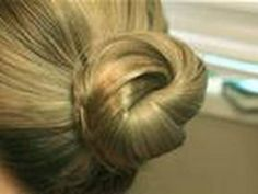How To Create A Hair Knot