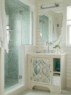 Love this cabinet door!