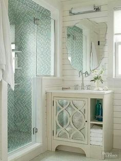 Love this cabinet door!