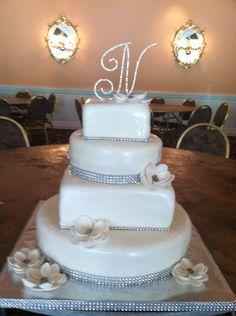 Dazzling cake