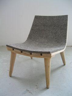 Bookhou stol. Flere møbler her: http://www.bookhou.com/pages/furniture