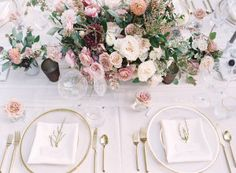 Mauve Wedding Inspiration in the Low Country Mauve Wedding, Elegant Wedding, Floral Wedding, Perfect Wedding, Wedding Colors, Wedding Flowers, Dream Wedding, Wedding Day, Wedding Photos