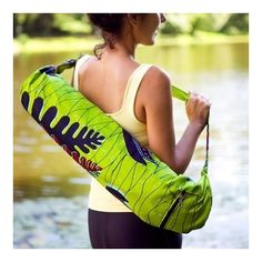 love this yoga mat bag! Want this!!!