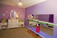Ballet Barre Design, Pictures, Remodel, Decor and Ideas