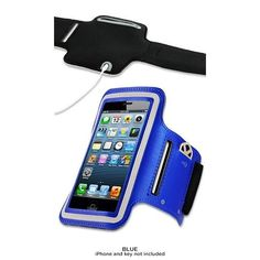 Armband with Key Slot for iPhone® & iPod touch® #Apple