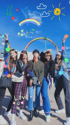messy wallpapers screenshot for a. Kpop Girl Groups, Korean Girl Groups, Kpop Girls, Kpop Wallpaper, Kpop Posters, Images Gif, Kpop Aesthetic, Cybergoth, K Idols