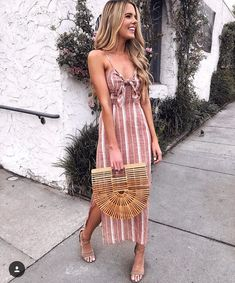 59 Ideas Brunch Outfit Spring Simple Summer Dresses For 2019 Summer Brunch Outfit, Casual Summer Outfits, Spring Outfits, Trendy Outfits, Cute Outfits, Fashion Outfits, Summer Dresses, Brunch Dress, Dress Fashion