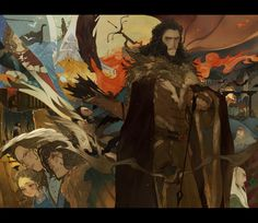 elvenkingtranduil:  [Hobbit]King of Dale by Wavesheep