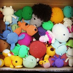 About 10% of the plushies I make become presents for relatives.  The other 90%…
