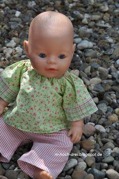 - Achtung : Werbung -   Heute Teil drei meiner Teilnahme an der Westfalenstoffe-Jubiläumschallenge !   Die Puppe brauchte natürlich mehr als...