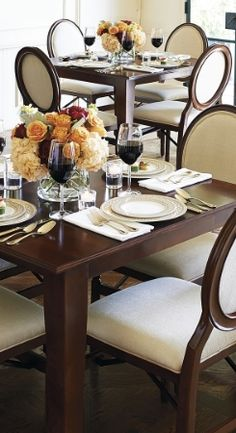 Our full-sized Folding Chairs were painstakingly designed to create a storable, fine dining set – discover The Frontgate Difference.