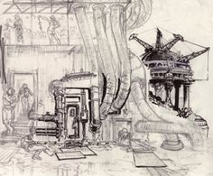 sci fi film storyboard - Google Search