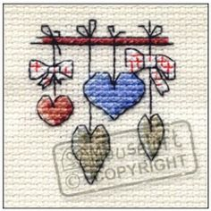 Mini Cross Stitch