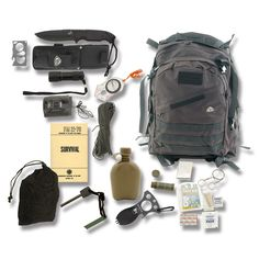 Smoky Mountain Knife Works Ultimate Survival Kit