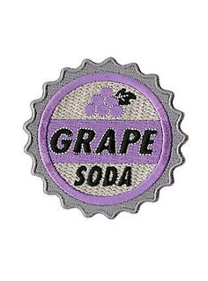 Disney Up Bottle Cap Patch,