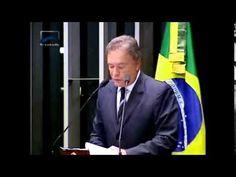 REAÇÃO DO SENADO AO GOLPE DO PT  -  DECRETO 8.243 -  ÁLVARO DIAS