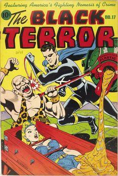 The Black Terror #17
