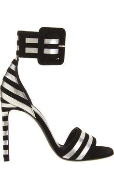 Saint Laurent Heels...super hot w/ a LBD.