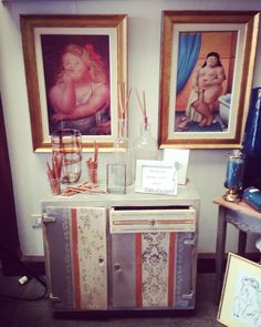 Homemade!! Painting your old forniture with us!!!