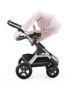Stokke Stroller Summer Kit keeps your baby cool even in warm temperatures
