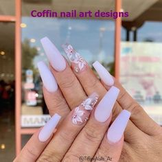90 Hottest Fall Frosted Coffin Nails Designs Are you still looking for the best matte nails this fall? Look at our carefully prepared hottest fall frosted coffin nails designs. Hope to give you a lot of inspiration. Summer Acrylic Nails, Best Acrylic Nails, Plain Acrylic Nails, Plain Nails, Summer Nails, Gorgeous Nails, Pretty Nails, Fancy Nails, Long Nail Art